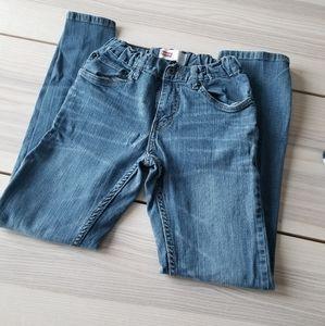 Levi's 511 slim medium wash jeans